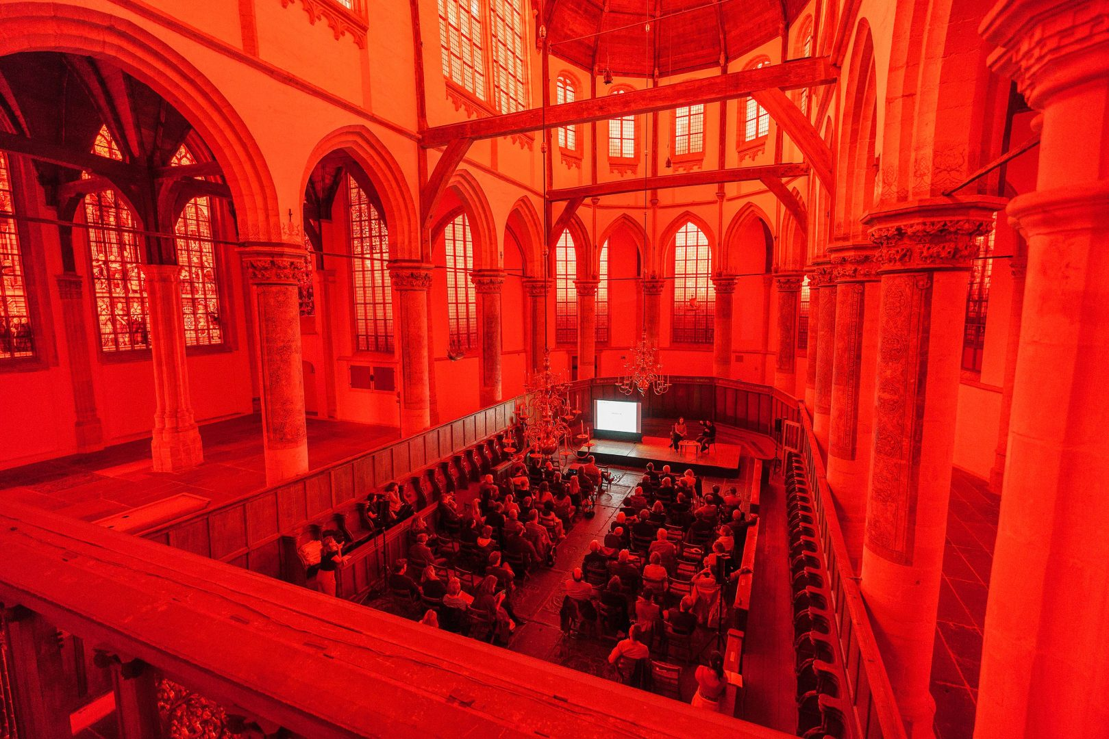 Symposium Lectures Oude Kerk